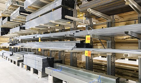 Conveyor, Pallet Rack & GOH | Warehouse Design | ABCO Systems